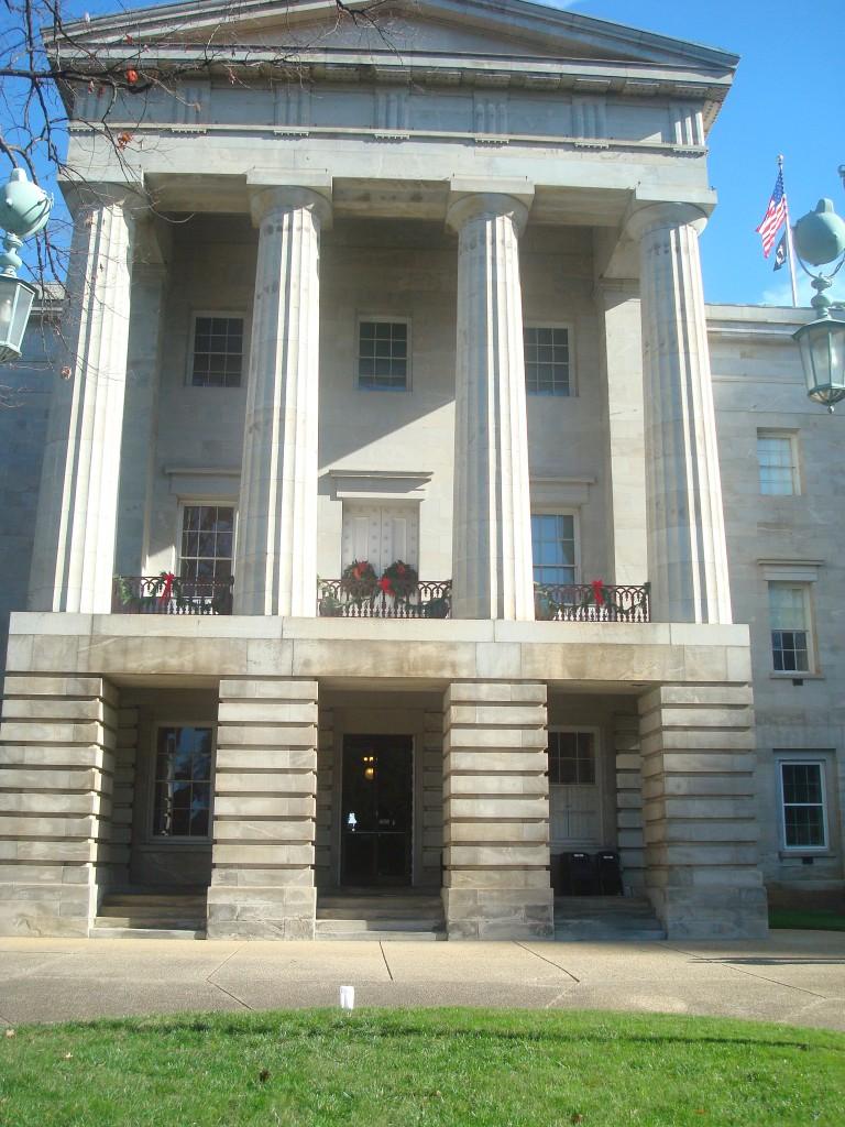 N.C. Capitol December 2009