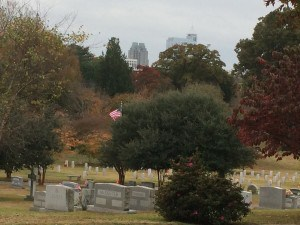 Historic Oakwood Cemetery, Raleigh, NC