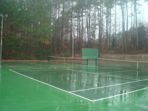 Wessex tennis courts