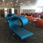 Hunt Library chair N.C. State