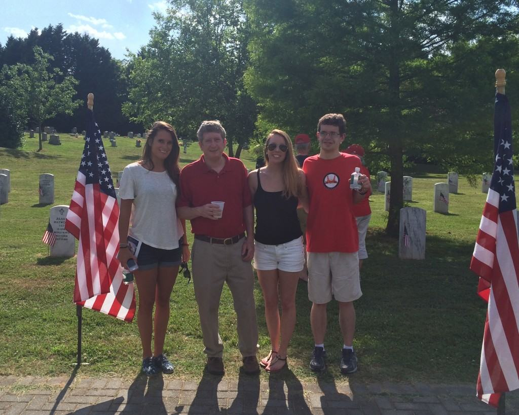 Raleigh Memorial Day 2014
