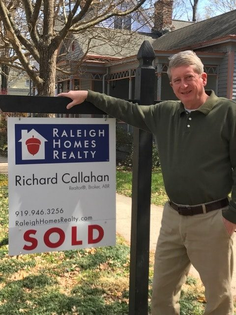 Richard Callahan of Raleigh Homes Realty