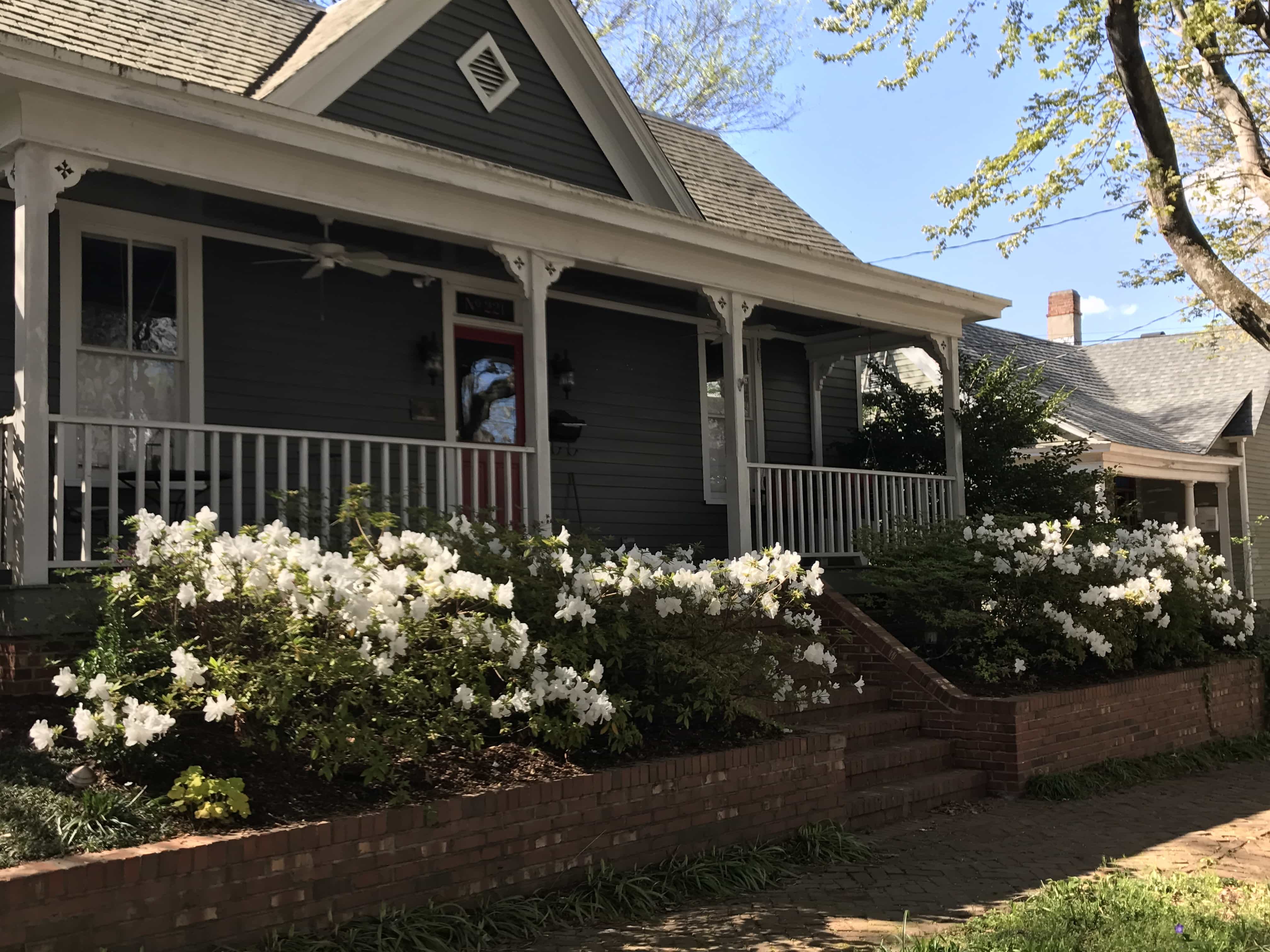 Historic Oakwood Raleigh Homes Realty