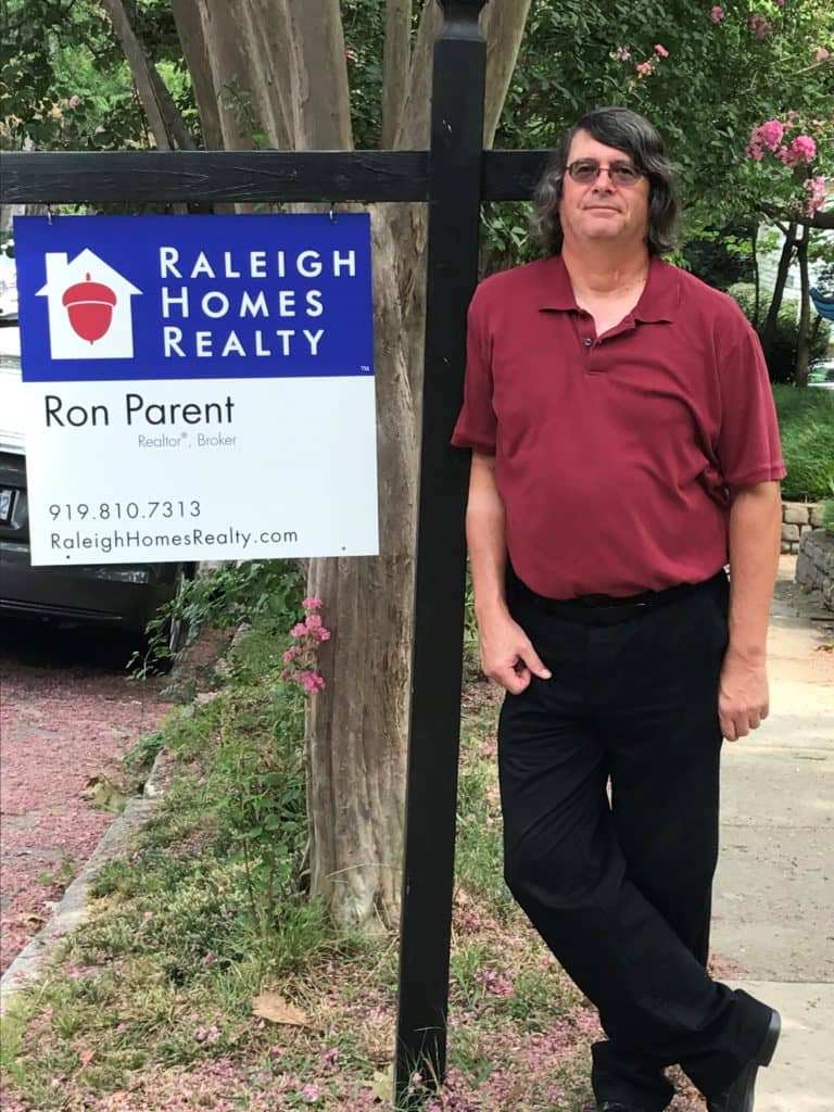 Ron Parent, Realtor with Raleigh Homes Realty