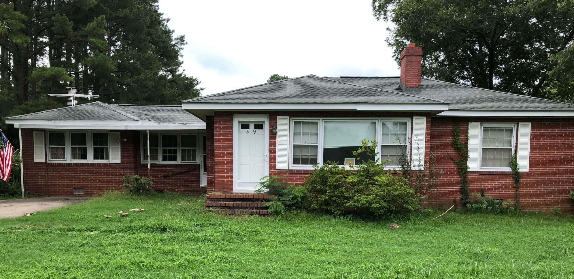 419 W. Main St., Spring Hope, NC