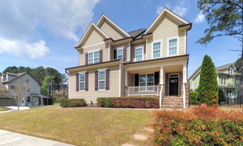 4221 Alpine Clover Drive, Wake Forest, N.C., listed by Raleigh Homes Realty