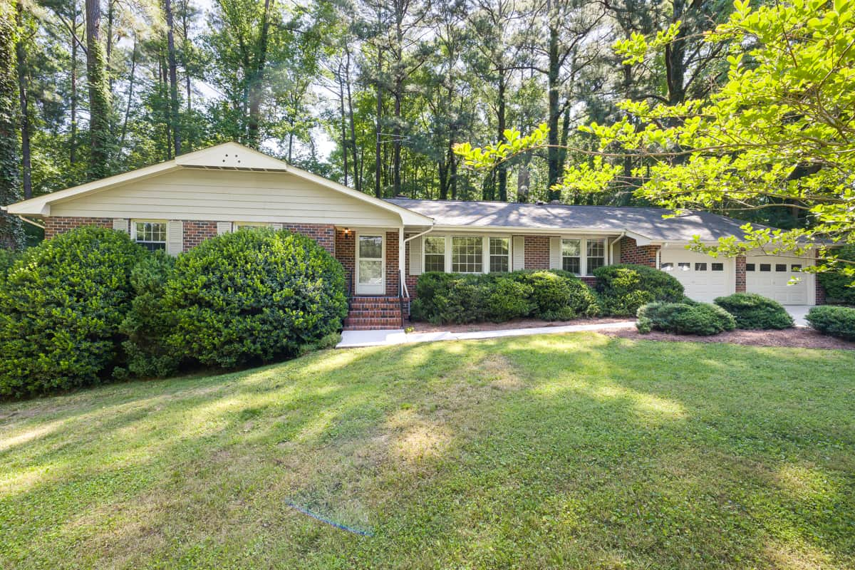 102 Marilyn Circle, Cary, NC, listed for sale by Raleigh Homes Realty