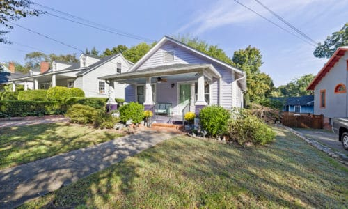 601 N. Boundary St, Raleigh, listed for sale by Raleigh Homes Realty